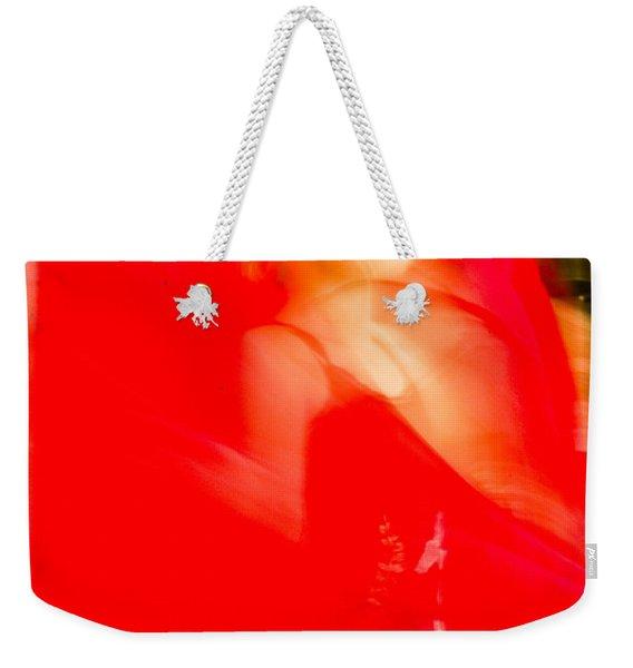 Mideastern Dancing 9 Weekender Tote Bag