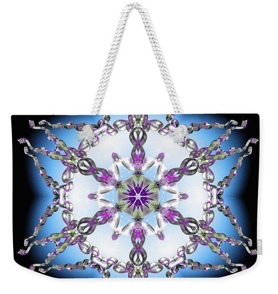 Midnight Galaxy IIi Weekender Tote Bag