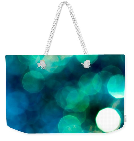 Midnight Magic Weekender Tote Bag