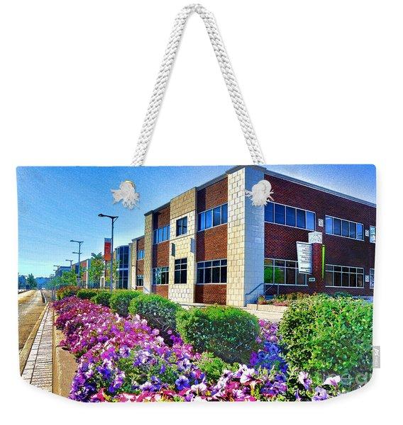 Geis Midtown Tech Park - Cleveland Ohio Weekender Tote Bag