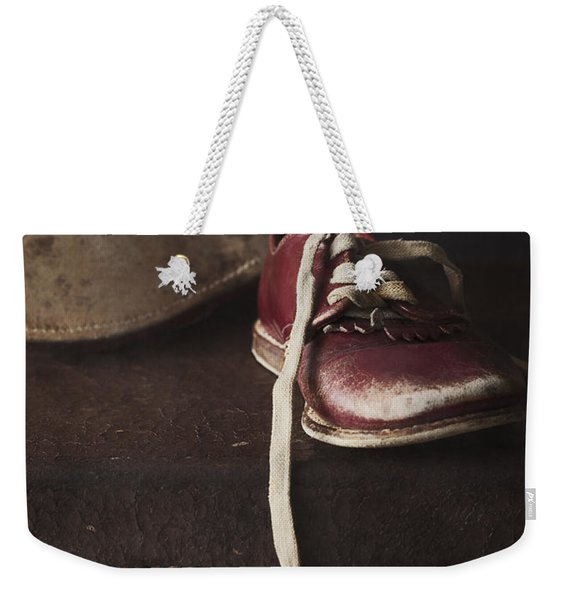 Miles And Years Weekender Tote Bag