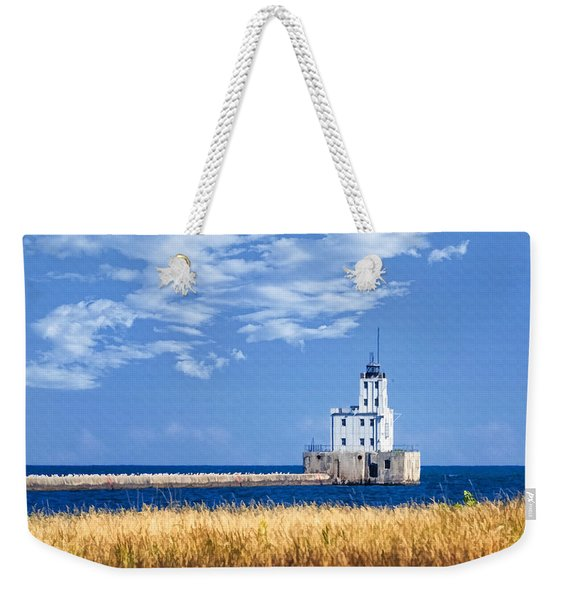 Milwaukee Breakwater Weekender Tote Bag
