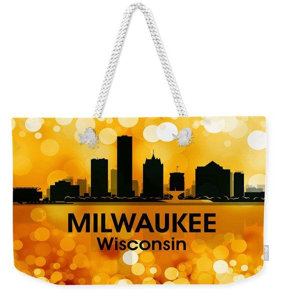 Milwaukee Wi 3 Weekender Tote Bag
