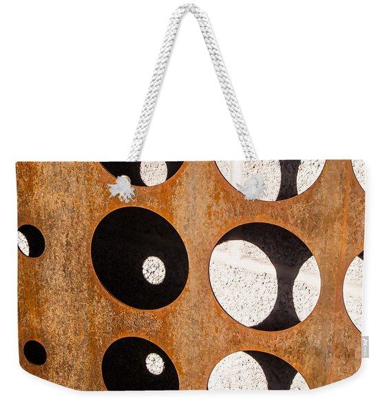Mind - Contemplation Weekender Tote Bag