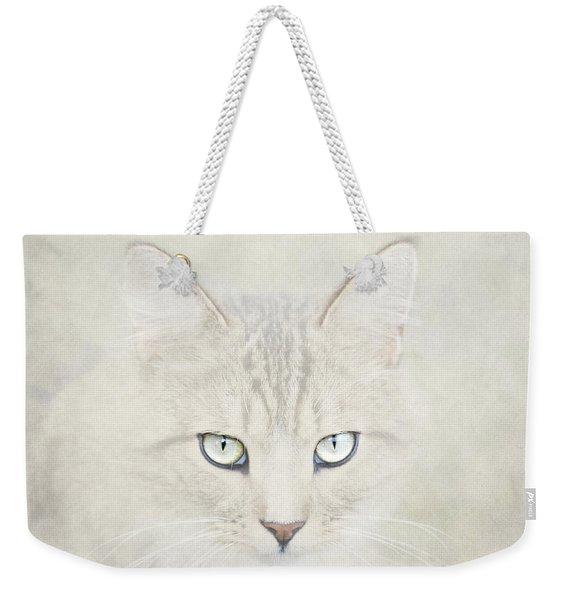 Mind Disarmed Weekender Tote Bag