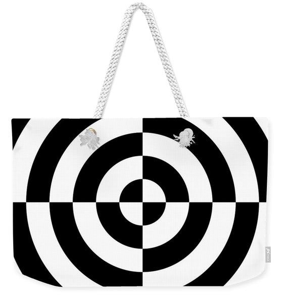 Mind Games 1 Weekender Tote Bag
