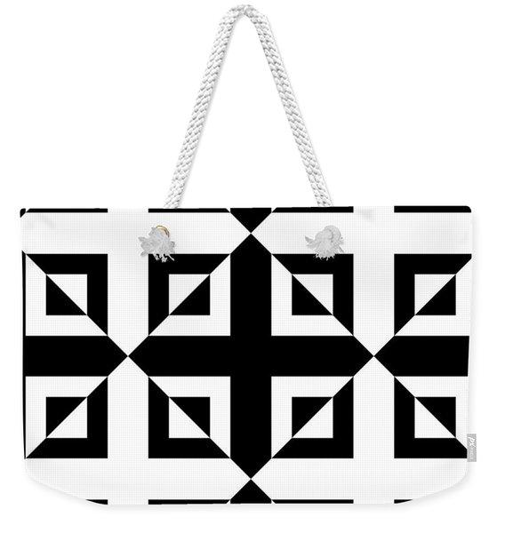 Mind Games 37 Weekender Tote Bag
