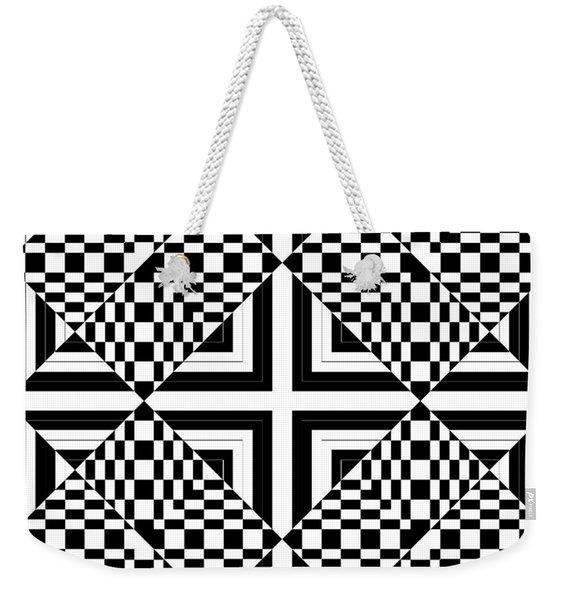 Mind Games 46 Weekender Tote Bag