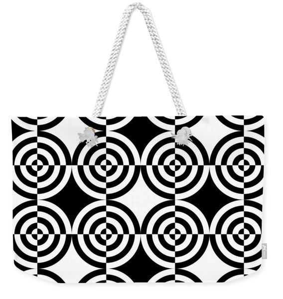 Mind Games 7 Weekender Tote Bag