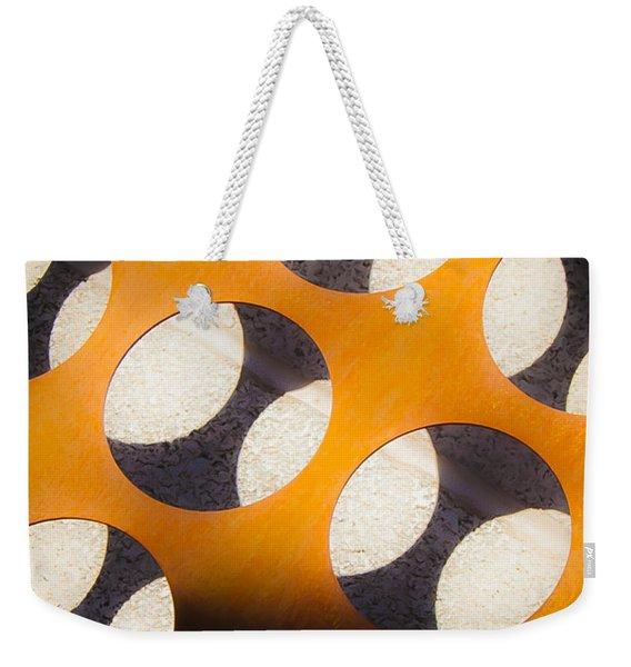 Mind - Hemispheres  Weekender Tote Bag