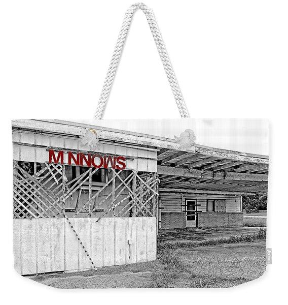 Minnow Shack Weekender Tote Bag