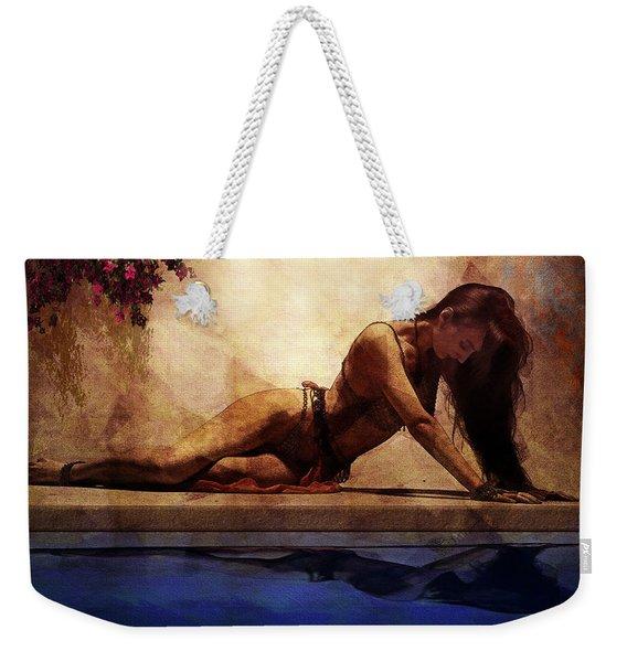 Miramar Weekender Tote Bag
