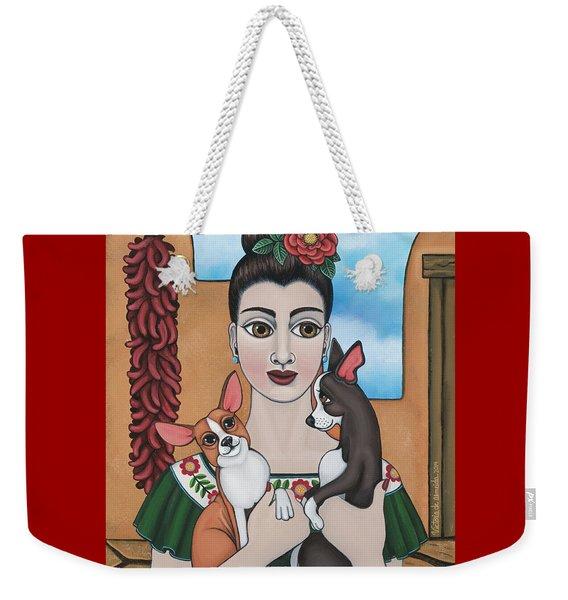 Mis Carinos Weekender Tote Bag