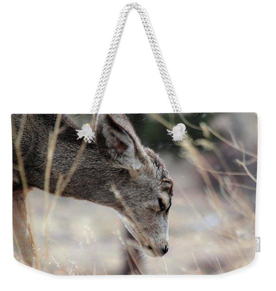 Misery Weekender Tote Bag