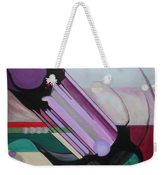 Misheberach Redux Weekender Tote Bag