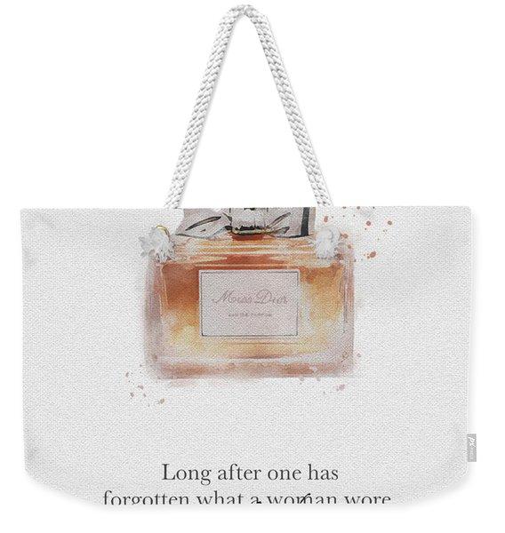 Miss Dior Weekender Tote Bag