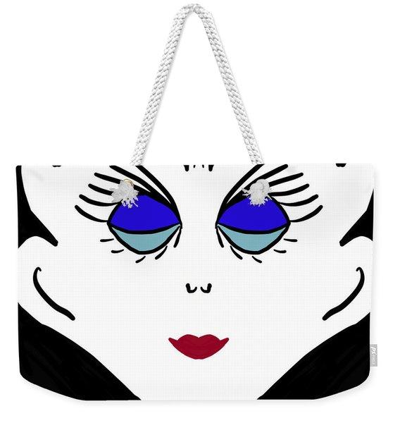 Miss Jones Weekender Tote Bag