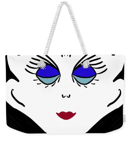 Miss Jones Weekender Tote Bag