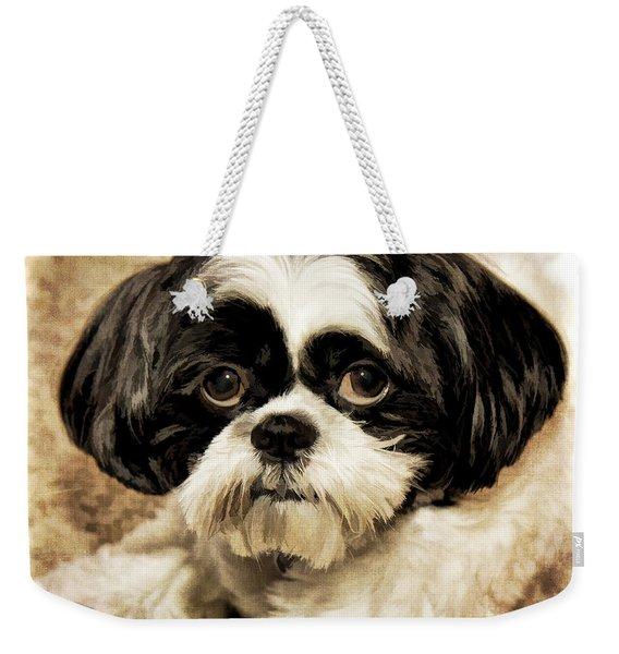 Miss Mini Weekender Tote Bag