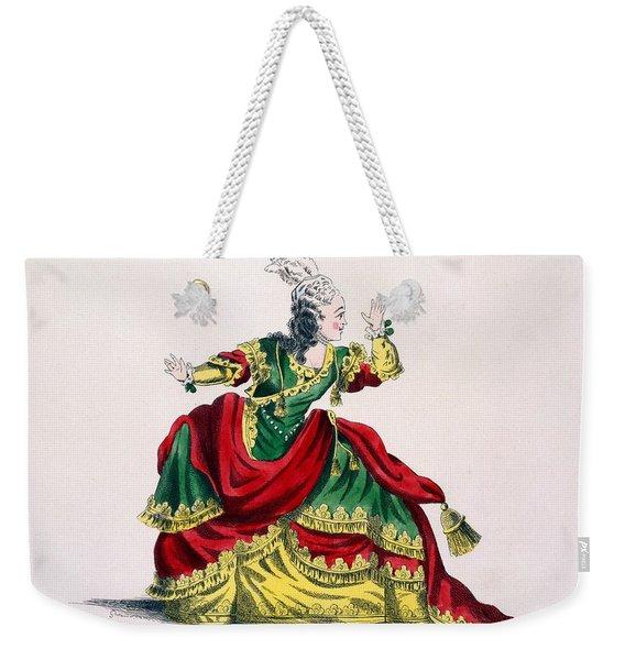 Miss Sainval As Zenobie In Zenobie Weekender Tote Bag