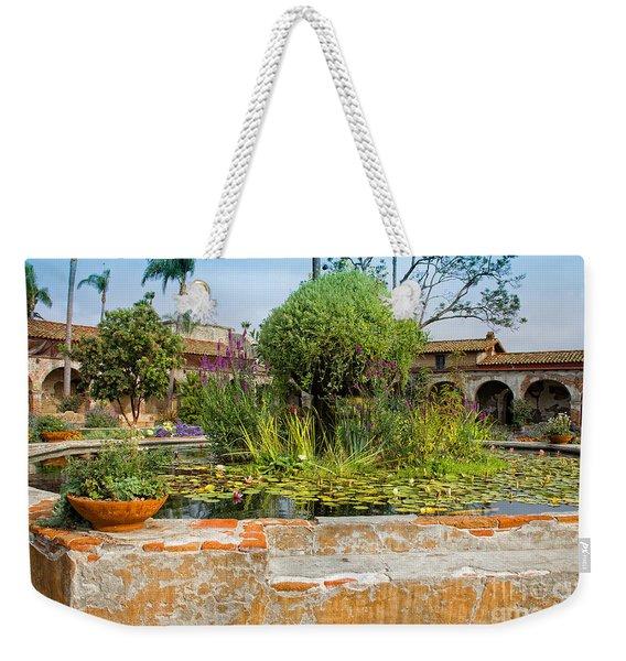 Mission Lilly Pond Weekender Tote Bag