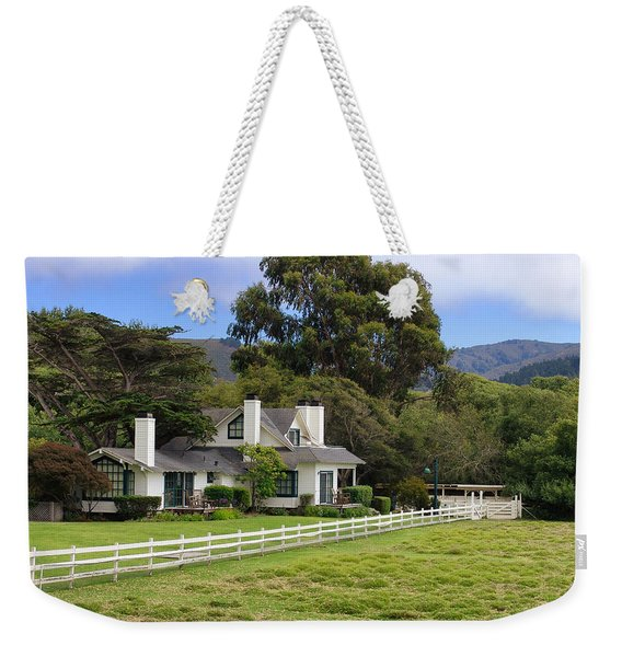 Mission Ranch - Carmel California Weekender Tote Bag
