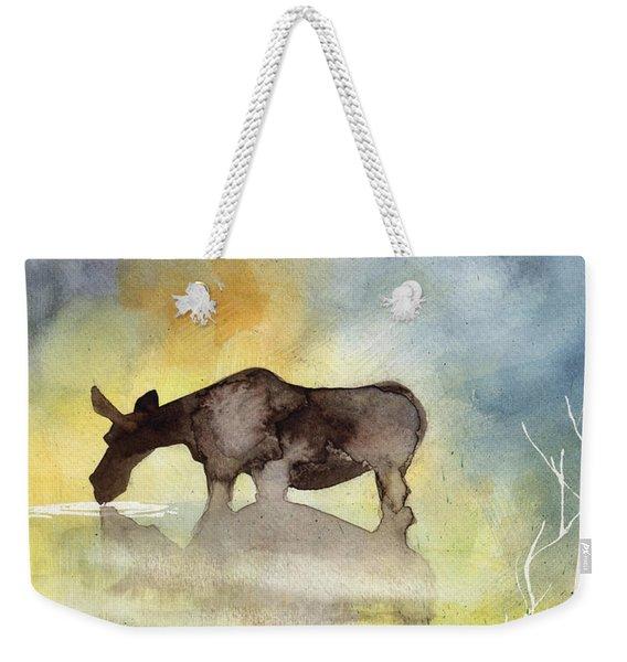 Misty Moose Minerva Weekender Tote Bag