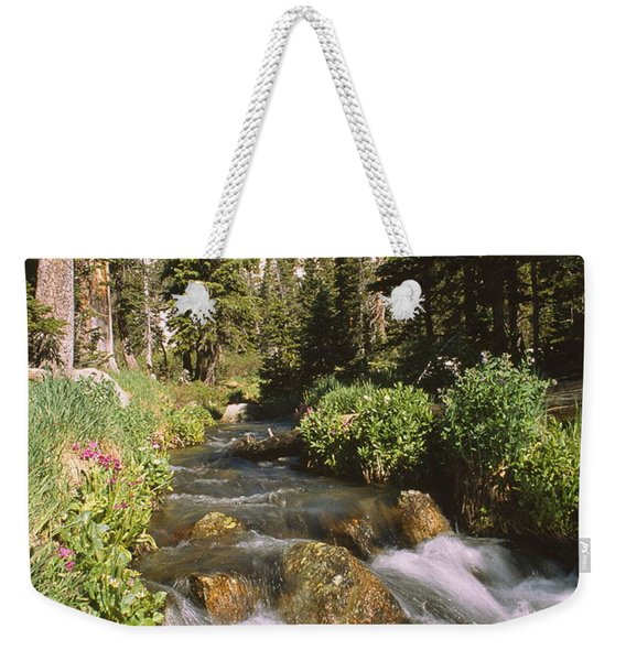 Mitchell Creek Weekender Tote Bag
