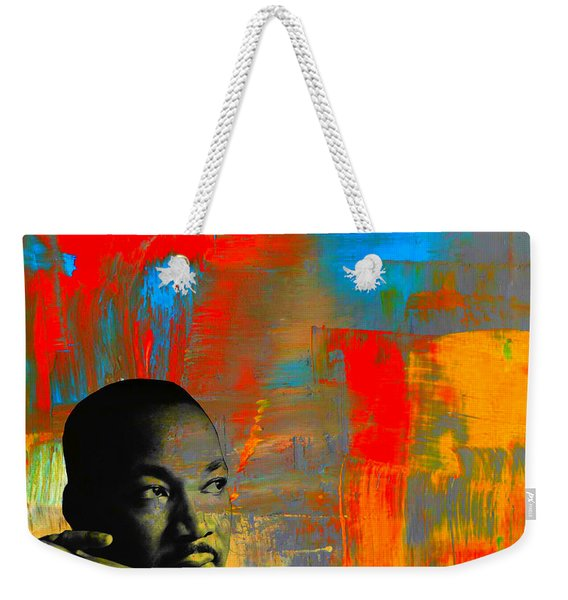 Mlk Dreams Weekender Tote Bag