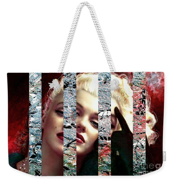 Mm 128 Sis 4 Weekender Tote Bag