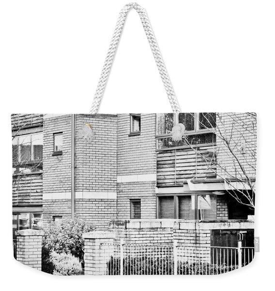 Modern Apartments Weekender Tote Bag
