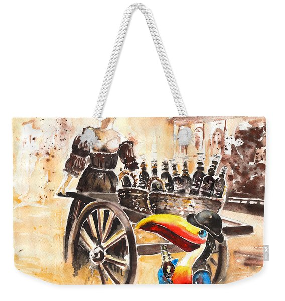 Molly Malone Weekender Tote Bag