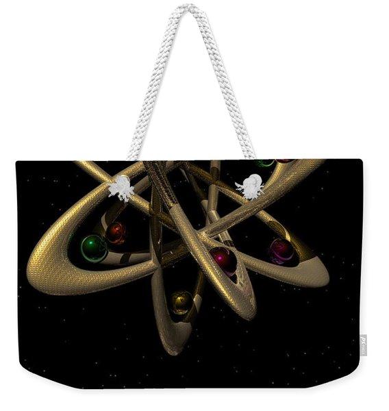 Momentary Sputnik 1  Weekender Tote Bag