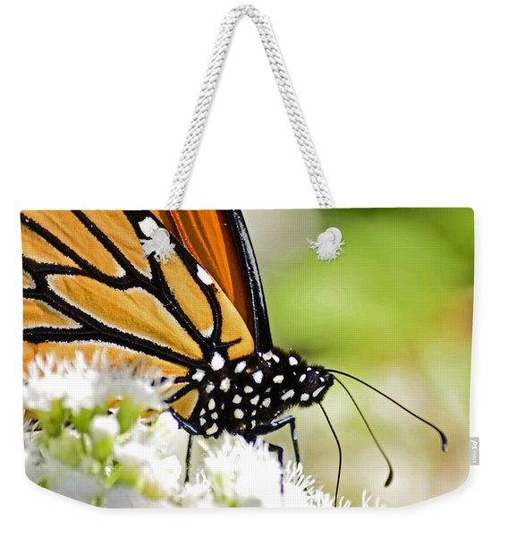 Monarch Moment Weekender Tote Bag
