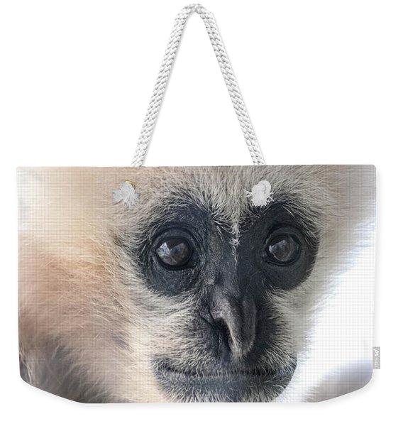 Monkey Face Weekender Tote Bag