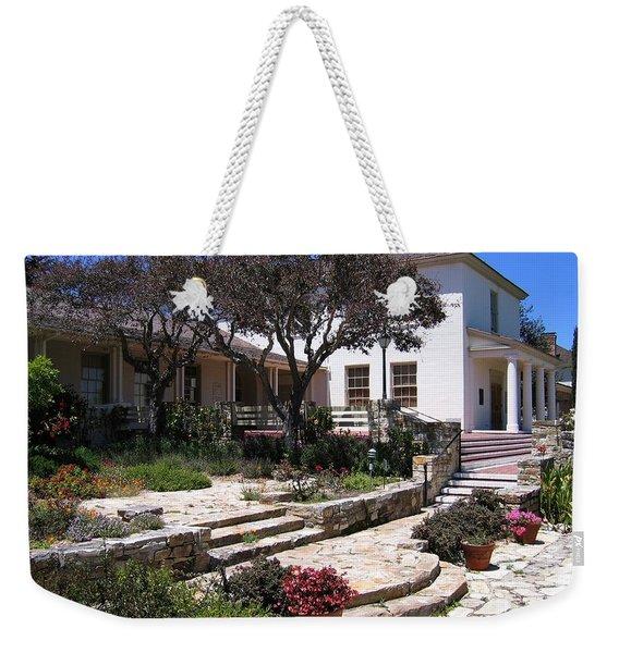 Monterey City Hall Weekender Tote Bag