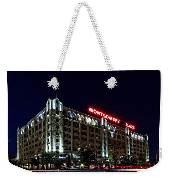 Montgomery Plaza Fort Worth Weekender Tote Bag