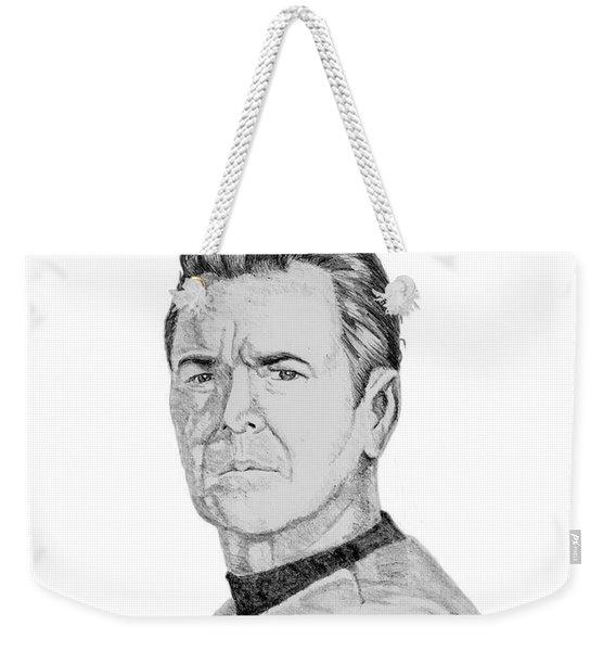 Montgomery Scott Weekender Tote Bag