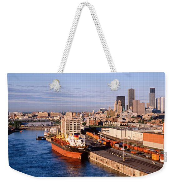 Montreal, Quebec, Canada Weekender Tote Bag