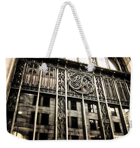 Montreal Rm En Couleur Weekender Tote Bag