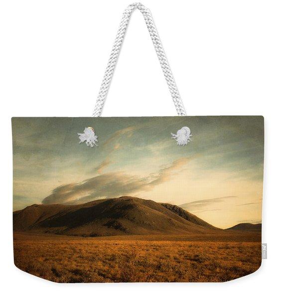 Moody Hills Weekender Tote Bag