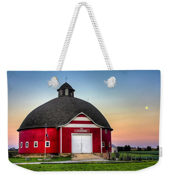 Moon Over Mulberry Weekender Tote Bag