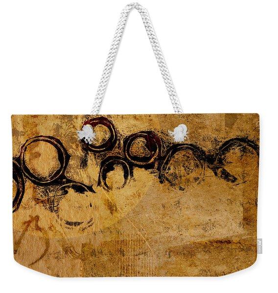 Moondance Weekender Tote Bag