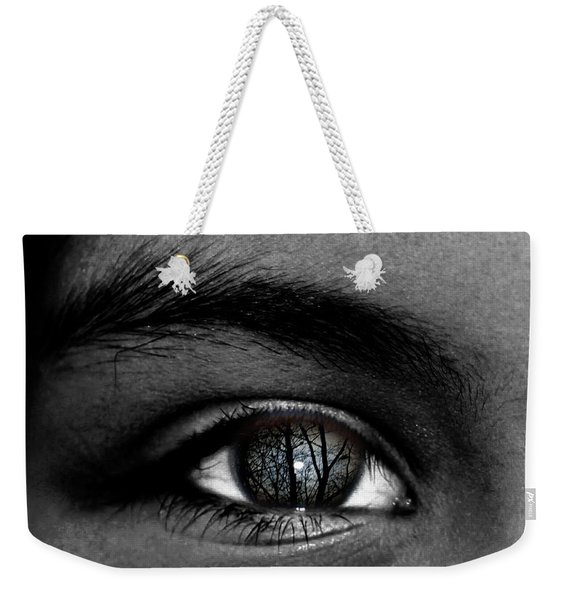 Moonlight In Your Eyes Weekender Tote Bag