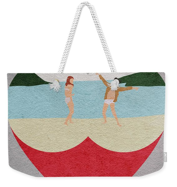 Moonrise Kingdom Weekender Tote Bag
