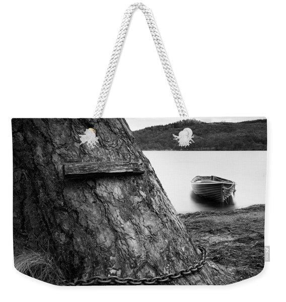 Mooring Weekender Tote Bag
