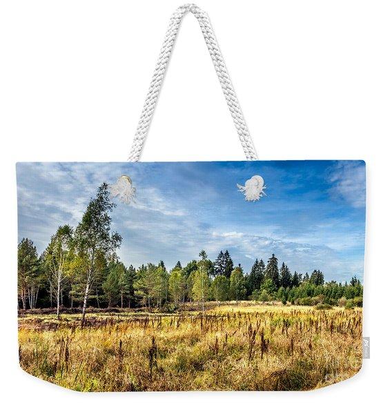 Wetlands In The Black Forest Weekender Tote Bag