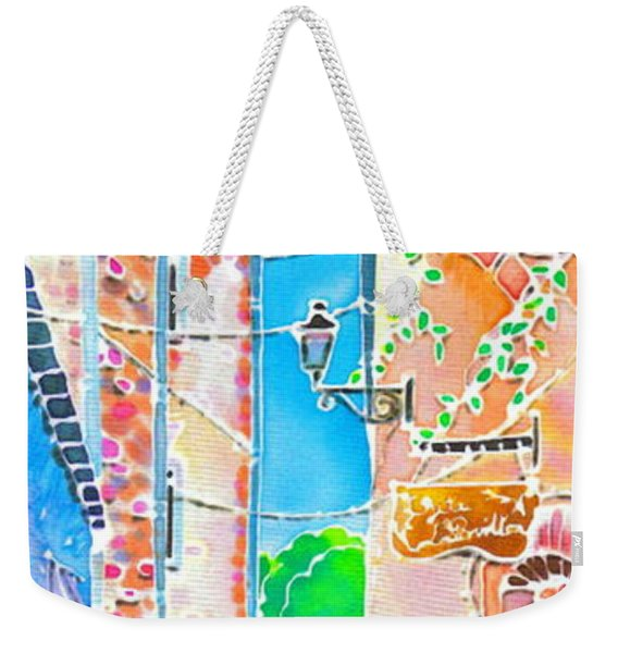 Morning Air  Weekender Tote Bag