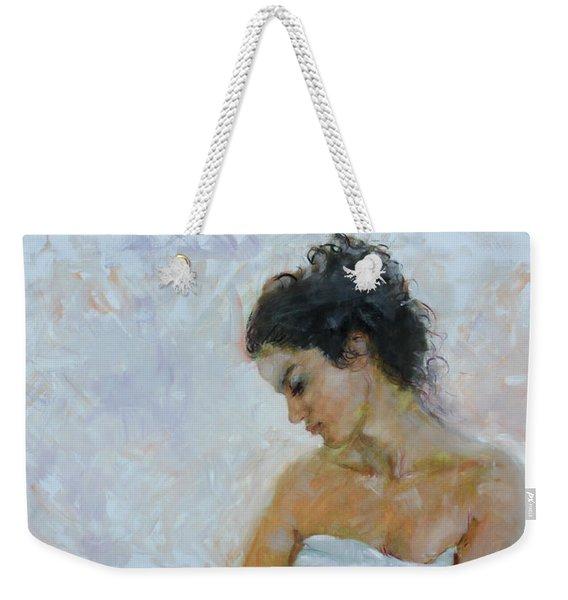 Morning Breeze Weekender Tote Bag