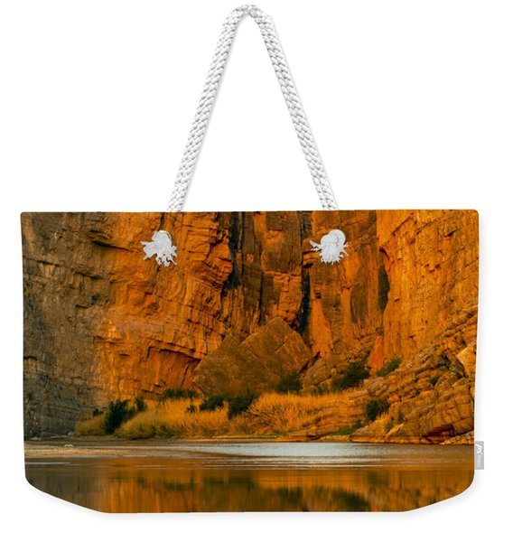 Morning Light In The Canyon Weekender Tote Bag